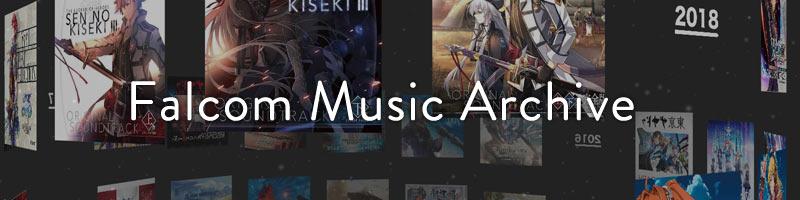 Falcom Music Archive