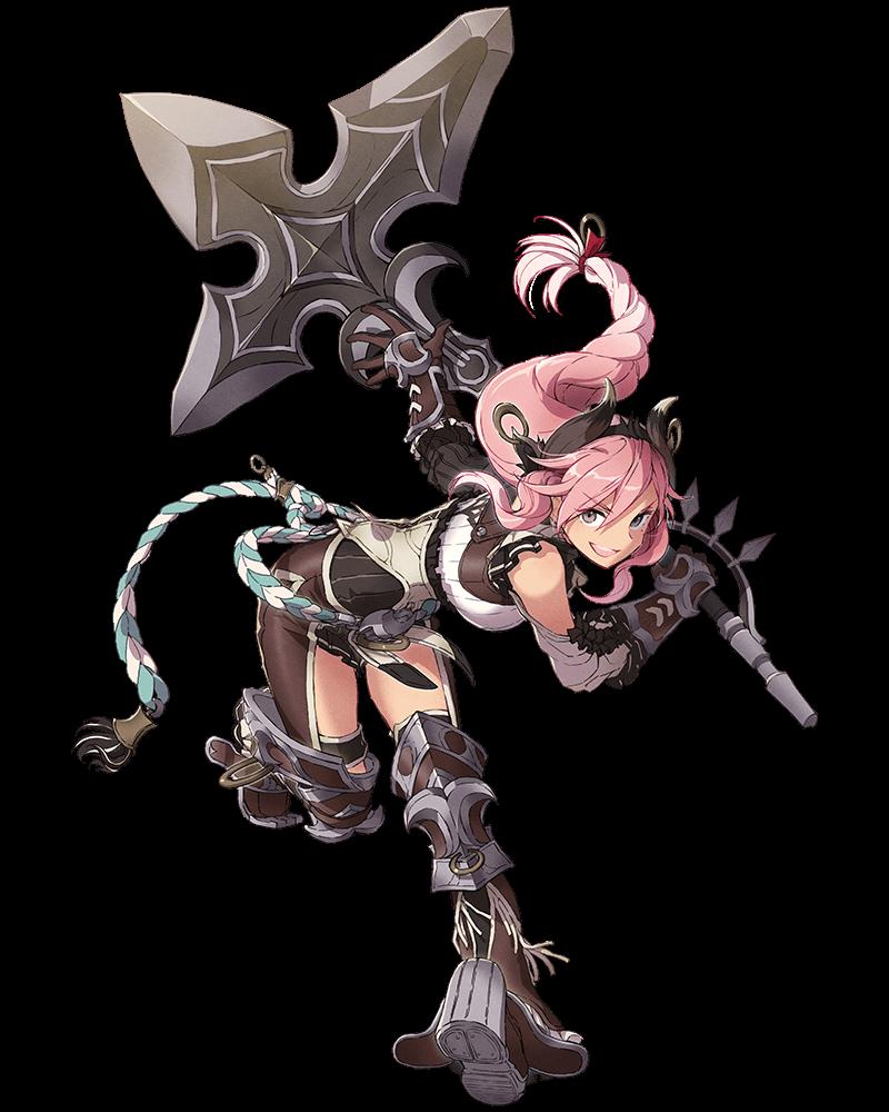 キャラクター:猛牛